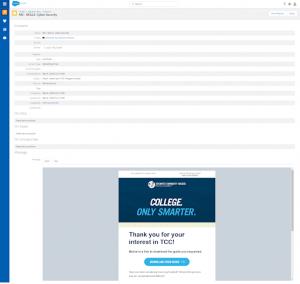 """, 3 stratégies pour améliorer la réussite des e-mails de votre collège à l&rsquo;aide de Salesforce Marketing Cloud<span class=""""wtr-time-wrap after-title""""><span class=""""wtr-time-number"""">6</span> minutes de lecture</span>"""